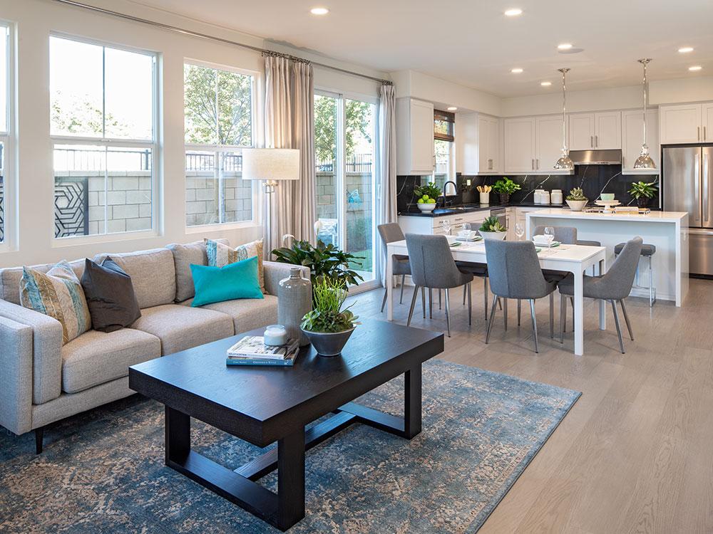 Manzanita Walk Plan 3: Great Room/Kitchen